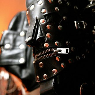 leather hoods